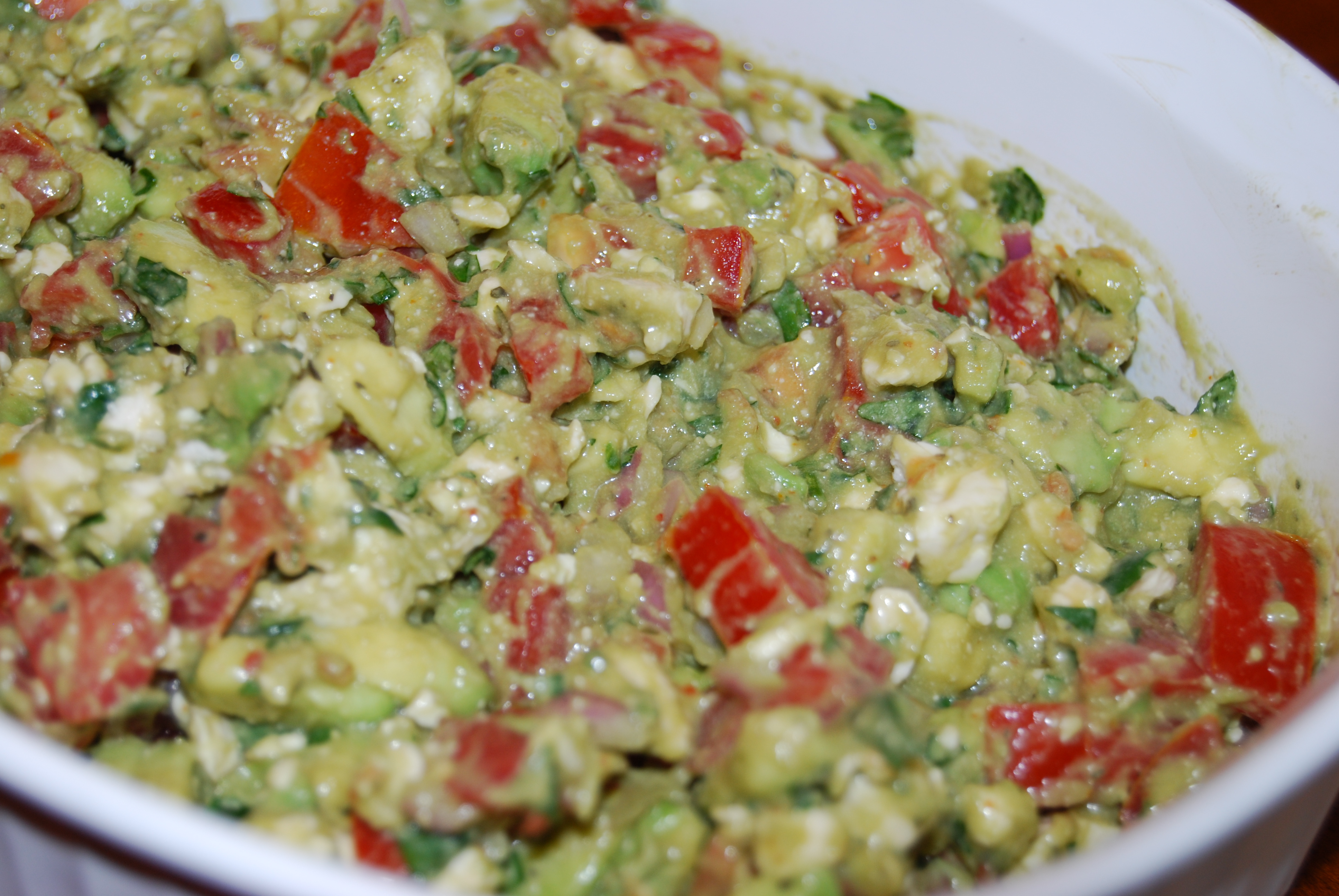 this avocado salsa dip every sunday jesse and i wake avocado feta ...